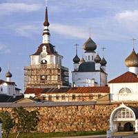 Cảnh quan văn hóa và lịch sử của đảo Solovetsky