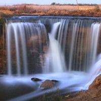 Khám phá thác nước duy nhất trên toàn Ai Cập