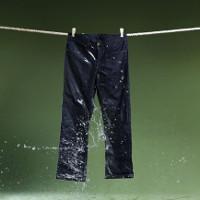 Video: Quần jeans không cần giặt