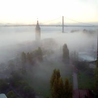 Sương mù chứa thủy ngân độc tấn công thành phố Mỹ