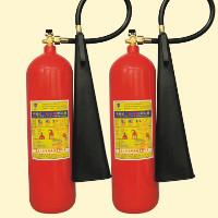 Hướng dẫn sử dụng bình chữa cháy bột và bình chữa cháy bột CO2