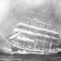 Bí ẩn vụ tàu buồm lớn nhất thế giới mất tích