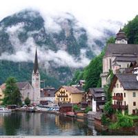 Cảnh quan văn hóa Hallstatt-Dachstein vùng Salzkammergut