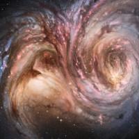 Cụm thiên hà nặng gấp 500 tỷ tỷ lần Mặt Trời