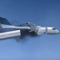 Máy bay tự tách rời cabin trong trường hợp khẩn cấp