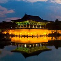 Khu di tích lịch sử Gyeongju