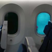 Vì sao cửa sổ máy bay lại có hình oval?