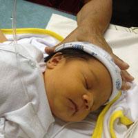 Đề phòng vàng da ở trẻ sơ sinh