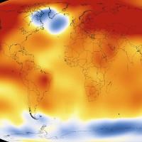 Video: 135 năm nóng lên toàn cầu tóm gọn trong hơn 30 giây