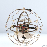 Video: Chiếc drone này có thể đi tới những nơi nguy hiểm nhất trên thế giới