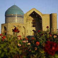Lăng mộ Khoja Ahmed Yasavi