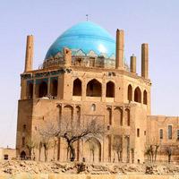 Mái vòm Soltaniyeh - Di sản văn hóa thế giới tại Iran