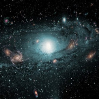 Phát hiện gần 900 thiên hà ẩn sau dải Ngân hà