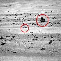 Người ngoài hành tinh được trang bị vũ khí trên sao Hỏa?