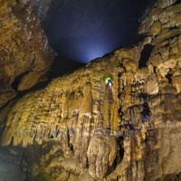 Bức tường Việt Nam - Bức tường khổng lồ trong hang Sơn Đoòng