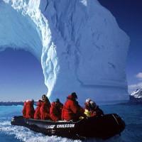 Nhiệt độ đo được tại Nam Cực lên cao kỷ lục 17,8 độ C