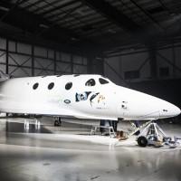 Virgin Galactic ra mắt phiên bản mới của máy bay SpaceShipTwo mang tên VSS UNITY