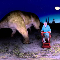Video: Tái hiện khủng long lớn nhất thế giới với công nghệ thực tế ảo