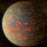 NASA tiết lộ bản đồ nhiệt của siêu trái đất