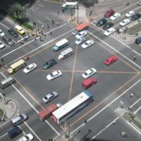 Giao lộ thông minh không cần đèn giao thông