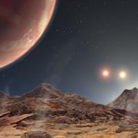 Phát hiện hành tinh có ba Mặt Trời gần Trái Đất nhất