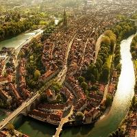 10 thành phố du lịch nổi tiếng nhìn từ trên cao