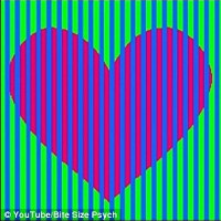 """Câu đố thách thức hàng nghìn người: """"Trái tim có màu gì?"""""""