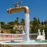 Những đài phun nước độc và đẹp nhất thế giới