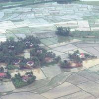 Những hình ảnh độc về miền Nam Việt Nam năm 1969 nhìn từ máy bay