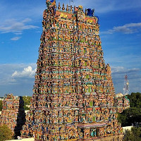 Ngôi đền có 33.000 bức tượng kỳ vĩ ở Ấn Độ