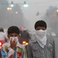 Hơn 80% cư dân đô thị đang phải hít thở không khí ô nhiễm