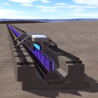 Hyperloop One sẽ có tàu chở khách đầu tiên vào 2021
