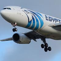 Phi cơ chở 66 người của Ai Cập mất tích