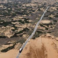 Trung Quốc đang nhanh chóng hóa thành sa mạc