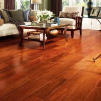 Cách xử lý sàn gỗ bị phồng do ngập nước mùa mưa bão