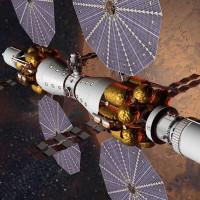 Tham vọng xây dựng trạm không gian bay quanh sao Hỏa