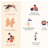 Phòng bệnh ngày nắng nóng cho trẻ như thế nào