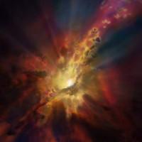 Phát hiện bất ngờ: Xuất hiện mưa ở hố đen vũ trụ