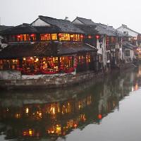 9 cổ trấn Trung Quốc đẹp như tranh