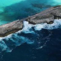 """Tiếng """"huýt sáo"""" trầm bổng vọng ra từ biển Caribean"""