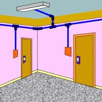 Kỹ thuật lắp đặt điện trong nhà, ngoài trời và đường dây cho thuỷ điện nhỏ