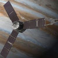 """Tàu vũ trụ Juno đã """"đáp"""" vào Mộc Tinh"""