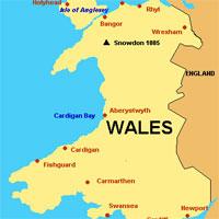 24 sự thật thú vị về xứ Wales