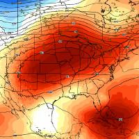 Hiệu ứng vòm nhiệt nguy hiểm trong mùa hè khắc nghiệt ở Mỹ và Canada