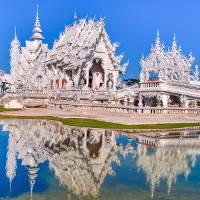 Wat Rong Khun – kỳ quan Phật giáo trắng tinh như cổ tích