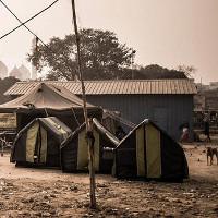 Chiếc lều cứu cánh cho hàng triệu người vô gia cư trên khắp thế giới