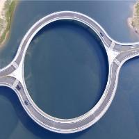 Những cây cầu có kiến trúc ấn tượng