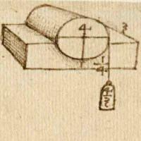 Leonardo Da Vinci là người đầu tiên nghiên cứu có hệ thống về sự ma sát?