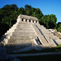"""Phát hiện kênh đào """"dẫn tới kiếp sau"""" dưới kim tự tháp Maya"""