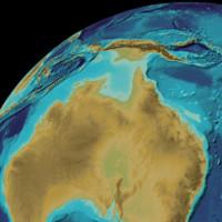 Tọa độ lục địa Australia lệch hơn 1,5m so với số liệu năm 1994